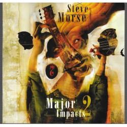 STEVE MORSE - Major Impacts 2 CD