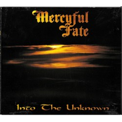 MERCYFUL FATE - Into The Unknown CD