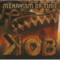 KOB - Mekanism Of Time CD