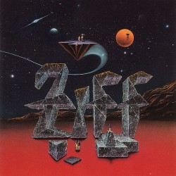 ZIFF - Sanctuary CD