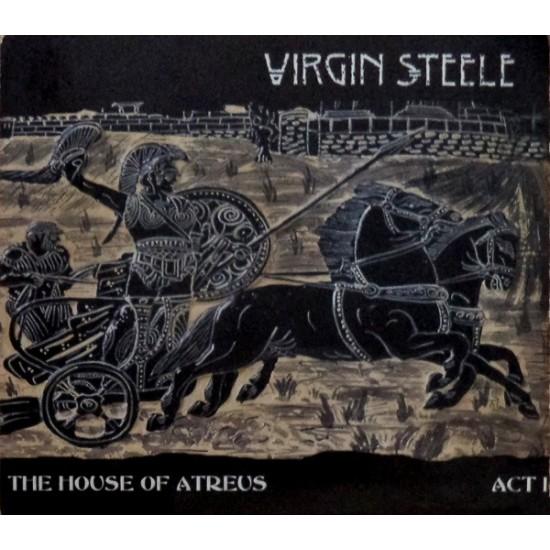 VIRGIN STEELE - The House Of Atreus - Act I CD
