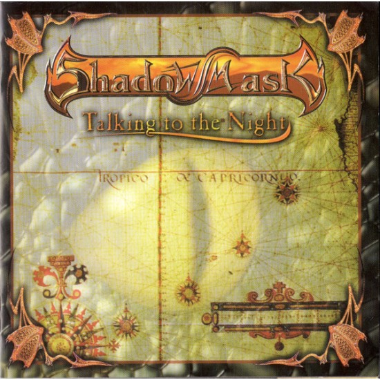 SHADOW MASK - Talking To The Night CD