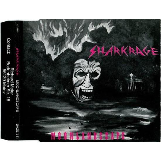 SHARKRAGE - Moonlandscape CD