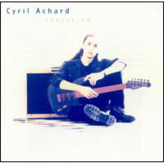 CYRIL ACHARD -  Confusion CD