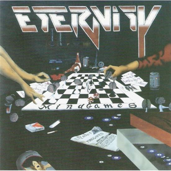 ETERNITY X - Mind Games CD