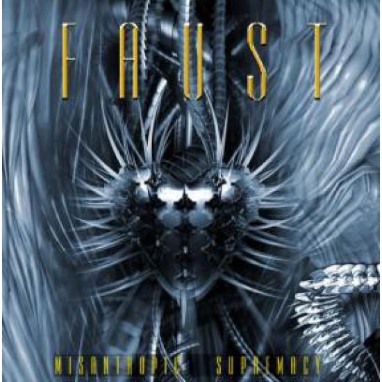 FAUST - Misantropic Supremacy CD