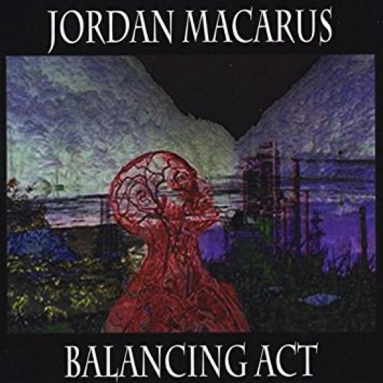 JORDAN MACARUS - Balancing Act CD
