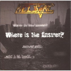 HELLFIRE - Where Is The Answer? CD