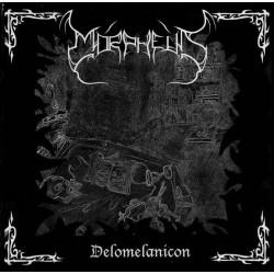 MORPHEUS  - Delomelanicon CD