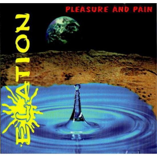 ELATION - Pleasure And Pain CD