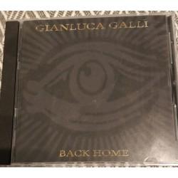 GIANLUCA GALLI - Back Home  CD