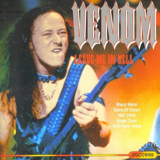 VENOM - Leave Me In Hell CD