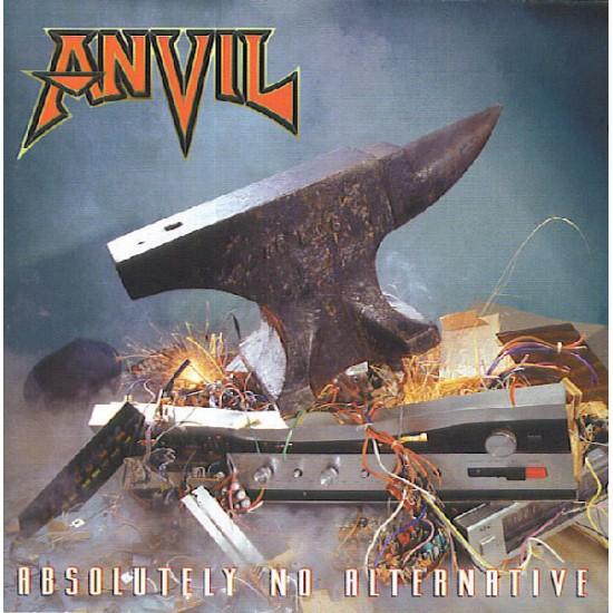 ANVIL - Absolutely No Alternative CD