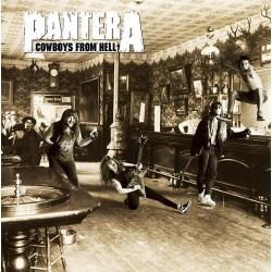PANTERA - Cowboys From Hell CD