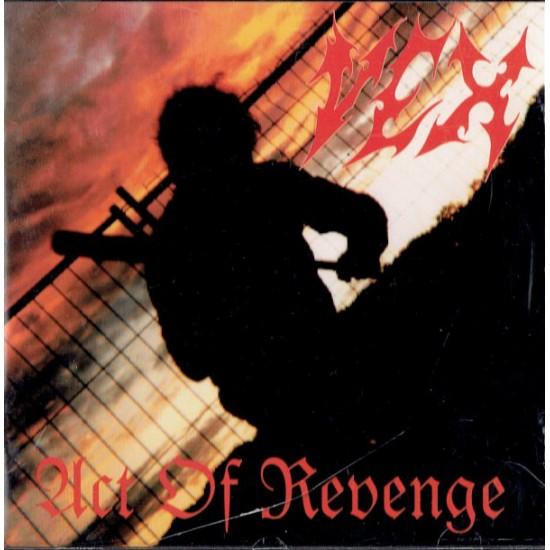 VEX - Act Of Revenge CD