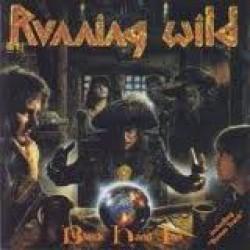 RUNNING WILD - Black Hand Inn CD