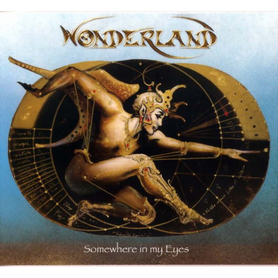 WONDERLAND - Somewhere In My Eyes CD