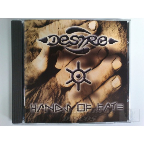 DESYRE - Hands Of Fate CD