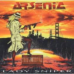 ARSENIC - Lady Sniper CD
