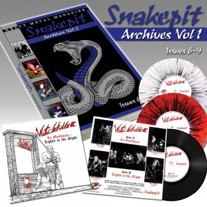 SNAKEPIT Archives Vol. 2 BOOK (Pre-Order)