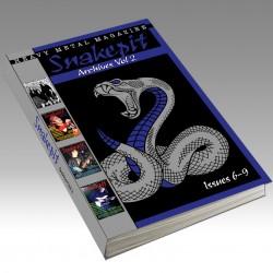 SNAKEPIT Archives Vol. 2 BOOK Book
