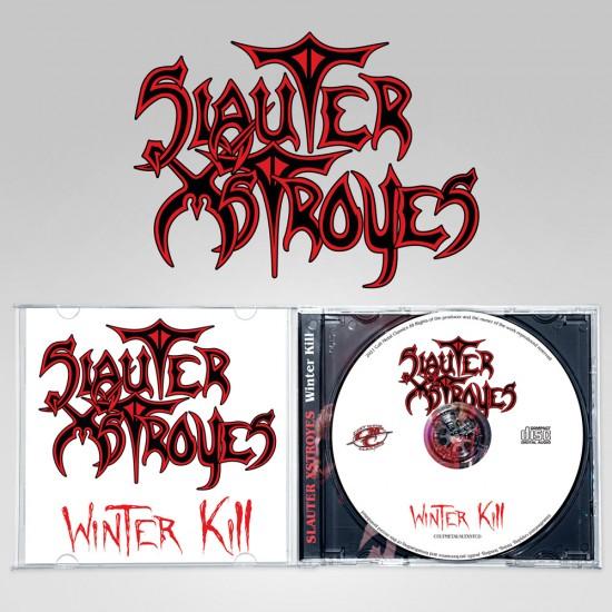 SLAUTER XSTROYES - Winter Kill CD