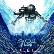 SACRAL RAGE - Deadly Bits Of Iron Fragments CD