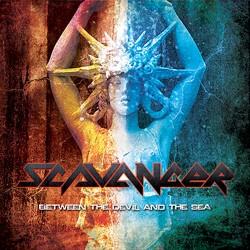 SCAVANGER - Between The Devil And The Sea CD