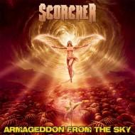 SCORCHER - Armageddon From The Sky CD