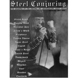 STEEL CONJURING - Issue 3