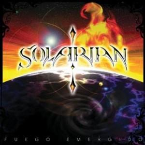 SOLARIAN - Fuego Emergido