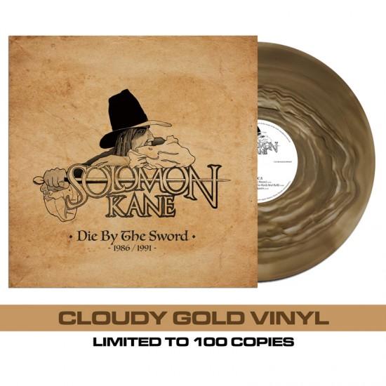 SOLOMON KANE - Die By The Sword 1986-1991 Vinyl LP