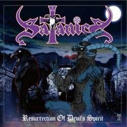 SATANICA - Resurrection Of Devil's Spirit CD