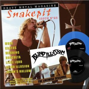 SNAKEPIT Magazine Issue 23 (Pre-Order)