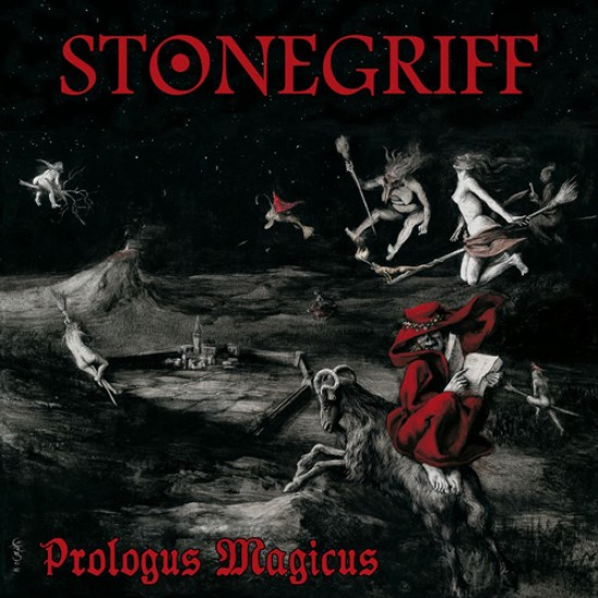 STONEGRIFF - Prologus Magicus CD