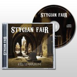 STYGIAN FAIR - Equilibrium SLIPCASE CD (Pre-Order)