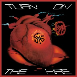 SYE - Turn On The Fire CD