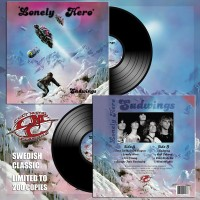 SADWINGS - Lonely Hero Black Vinyl (Pre-Order)