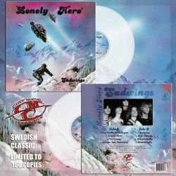 SADWINGS - Lonely Hero Colour Vinyl LP