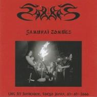 SABBAT - Samurai Zombies CD