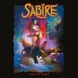 SABIRE - Gates Ajar Gold Vinyl LP