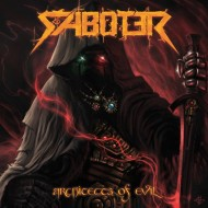 SABOTER - Architects Of Evil CD