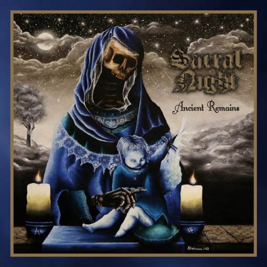 SACRAL NIGHT - Ancient Remains CD