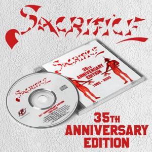 SACRIFICE - 35th Anniversary Edition 1985-2020
