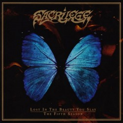 SACRILEGE - Lost In The Beauty You Slay /The Fifth Season 2CD