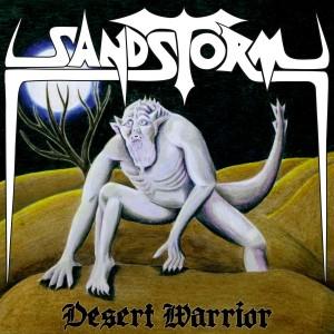 SANDSTORM - Desert Warrior + Sticker