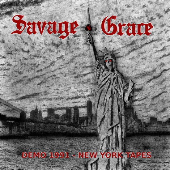 SAVAGE GRACE - Demo 1991-New York Tapes CD