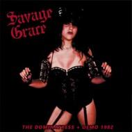 SAVAGE GRACE - The Dominatress + Demo 1982 CD