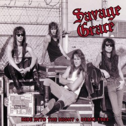 SAVAGE GRACE - Ride Into The Night + Demo 1983 CD