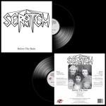 SCRATCH - Before The Rain Black Vinyl (Pre-Order)